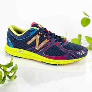New Balance Running Shoe Lightweight 1400 Purple